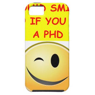 phd joke iPhone 5 case
