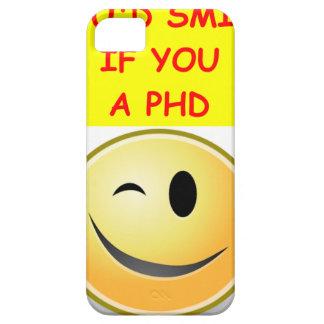 phd joke iPhone 5 covers