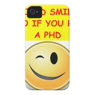 phd joke iPhone 4 cases