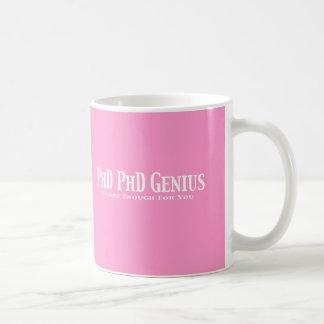Phd Phd Genius Gifts Coffee Mug
