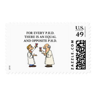 PHD proverb Stamps