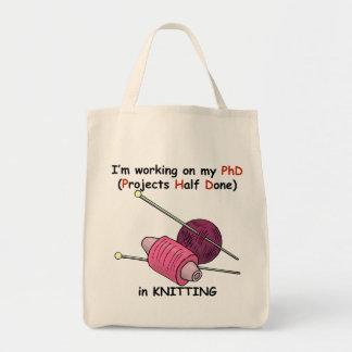 PhD que hace punto Bolsas