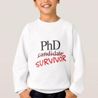 phd survivor sweatshirt