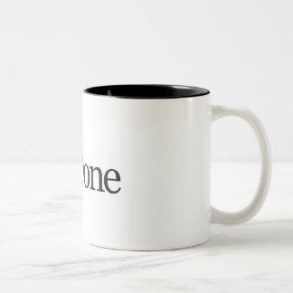 PhDone Two-Tone Coffee Mug