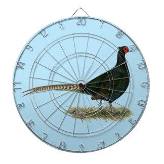 Pheasant Black Rooster Dart Boards