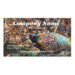 Pheasant Business Card