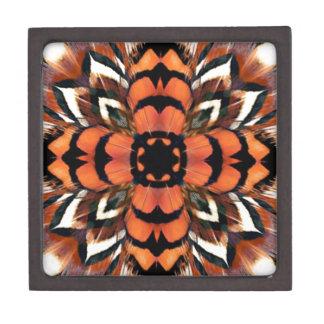 Pheasant Feather Kaleidoscope Premium Gift Box