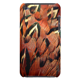 Pheasant Feathers Barely There iPod Case