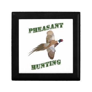Pheasant Hunting Gift Box