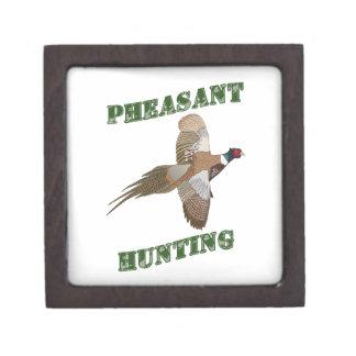 Pheasant Hunting Premium Gift Boxes