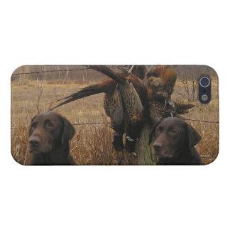 Pheasant Hunting Skinit iPhone 5 Cover