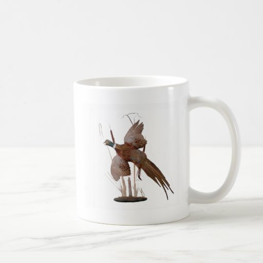 Pheasant Mount Coffee Mug