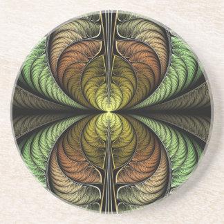 Pheasant Plumage Coaster