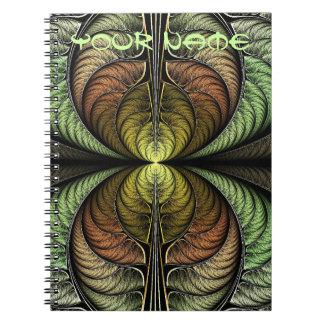 Pheasant Plumage Notebook