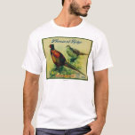 Pheasant Ridge Apple Crate Label T-Shirt