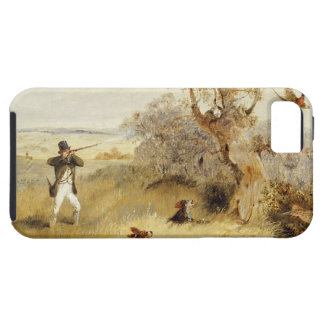 Pheasant Shooting (oil on canvas) 2 iPhone SE/5/5s Case