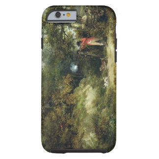 Pheasant Shooting (oil on canvas) 3 Tough iPhone 6 Case