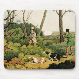 'Pheasant Shooting', pub. by Thomas McLean, 1820 ( Mouse Pad