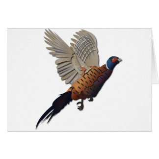 Pheasant without Text Card