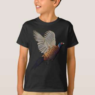 Pheasant without Text T-Shirt