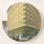 Phelan Building ~1910 Drink Coaster