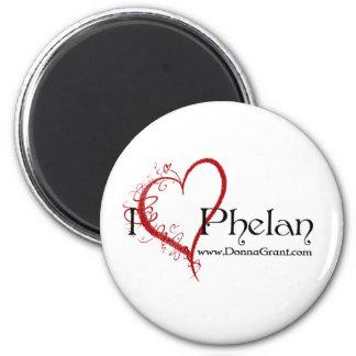 Phelan 2 Inch Round Magnet