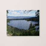 Phelps Lake at Grand Teton National Park Jigsaw Puzzle