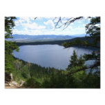 Phelps Lake at Grand Teton National Park Photo Print