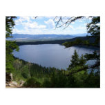 Phelps Lake at Grand Teton National Park Postcard