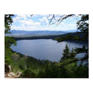 Phelps Lake at Grand Teton National Park Postcard