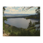 Phelps Lake at Grand Teton National Park Wood Wall Decor