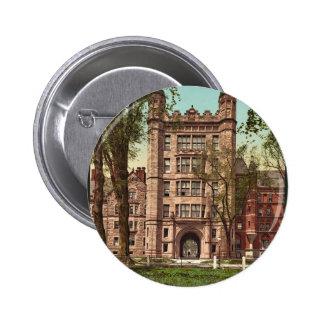 Phelps Pasillo y entrada, universidad Photoch raro Pins