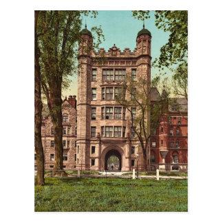 Phelps Pasillo y entrada, universidad Photoch raro Tarjetas Postales