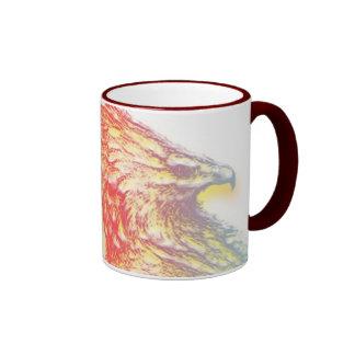 phen taza a dos colores