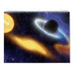 Phenomena in space 18mths calendar