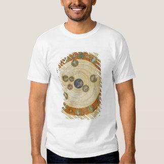 Phenomena of Aratus, cosmological diagram T-Shirt