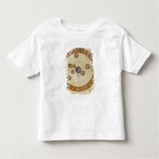 Phenomena of Aratus, cosmological diagram Toddler T-shirt