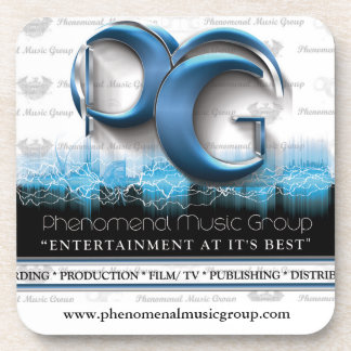 Phenomenal Music Group Cup Coaster