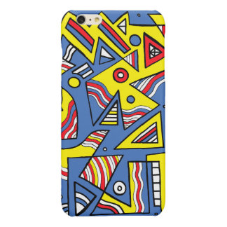 Phenomenal Shy Instant Inventive Glossy iPhone 6 Plus Case
