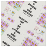 Phenotypes Way Of Appearing Generations Cats Fabric