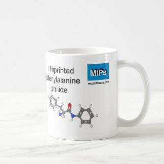 phenylalanine anilide template mug