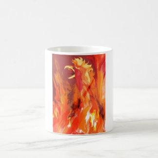 Pheonix 11 Oz Magic Heat Color-Changing Coffee Mug