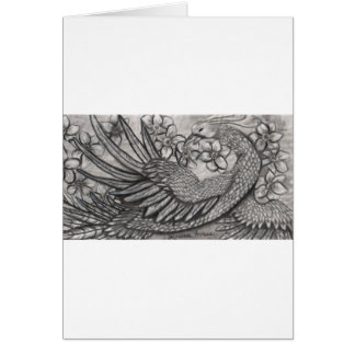 Pheonix Greeting Card