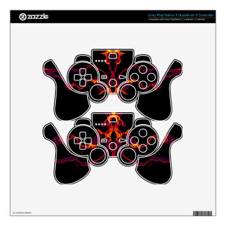 Pheonix Controller PS3 Controller Decals