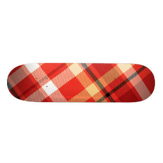 Pheonix Plaid Skateboard