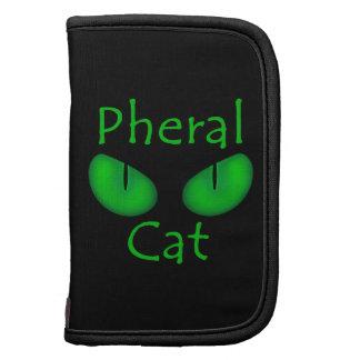 Pheral Cat (Green Eyes) Official Album Art Organizer