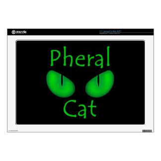 Pheral Cat (Green Eyes) Official Album Art Skins For Laptops