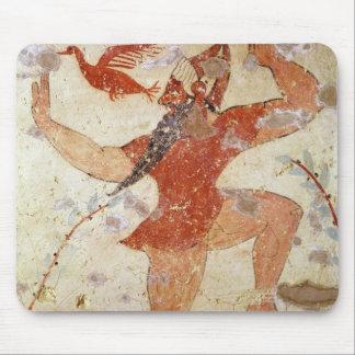 Phersu dancing mouse pad