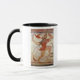 Phersu dancing mug
