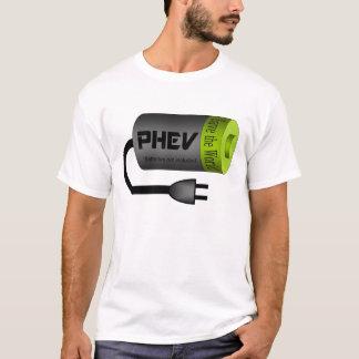 PHEV green top battery and plug
